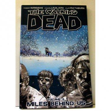 The Walking Dead Vol 2 Miles Behind Us - Image Comics Trade Paperback