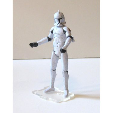 Clone Trooper - Clone Wars Animated Style - AT-TE