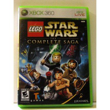 Star Wars Lego: The Complete Trilogy - Xbox 360
