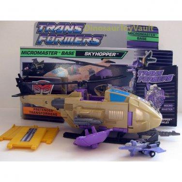 Skyhopper - Transformers Micromaster Base - G1