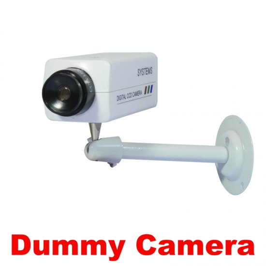 ZMODO CM-D10000 Indoor Home Fake Dummy CCTV Camera with No Power Required