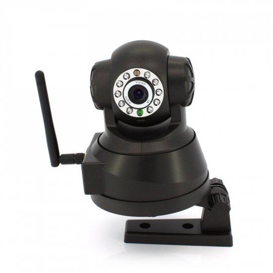 ZMODO CM-I11123BK Wireless WiFi Pan/Tilt Day/Night IP Network Security Camera