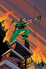 GREEN ARROW #68