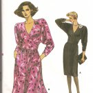 Vogue dress pattern 9458 Size 8, 10, 12 very easy 1986