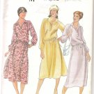 Butterick designer pattern 6091 Matti of Lynne dress size 12