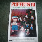 Puffets III Christmas Ornament Kit Raggedy Ann & Andy + more!