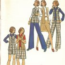 Butterick Pattern 3109 Size 12 skirt,pants,shorts,vest