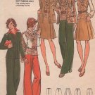 Vintage Butterick Pattern 3351 knit separates