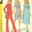 Vintage McCall's 2511 dress & pants Size 12