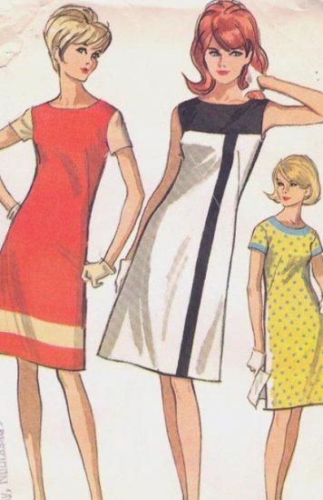 Vintage McCall's 8139 dress pattern Size 13