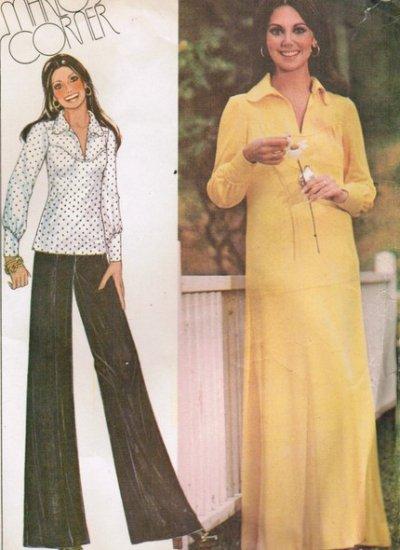 Vintage McCall's pattern 4393 Marlo's Corner
