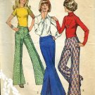 Vintage Knit Pants Pattern Simplicity 5636