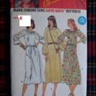 Vintage Butterick 6119 Marie Osmond Dress Pattern