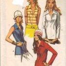 Vintage Blouses pattern Simplicity 9460