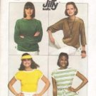 Vintage Simplicity 8088 knit tops UNCUT Size Medium 14-16
