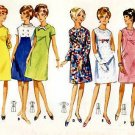 UNCUT Vintage Butterick dress pattern 4348 Size 12, B32