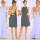 Butterick 5422 Sewing Pattern Dress open back detail