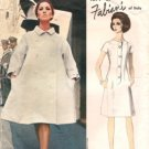 Vintage Vogue Couturier Design Pattern Fabiani 1577 Dress Coat