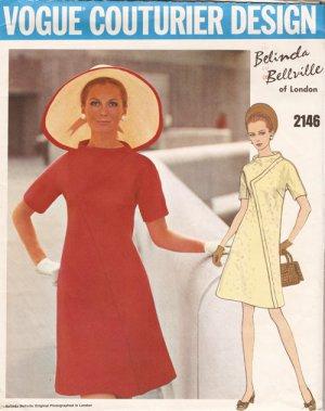Vogue Couturier Design Belinda Belville pattern 2146 size 16