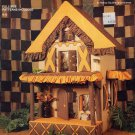 Soft Structures fabric dollhouse, barn & furniture plans Nancy Southerland-Holmes