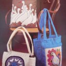 "fabric ""designer"" Handbags, clutches & totes by Lynn Paulin"