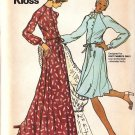 Vintage Butterick 3398 John Kloss Young Designer sewing pattern