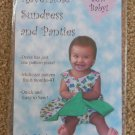 SewBaby Reversible Sundress and Panties Pattern