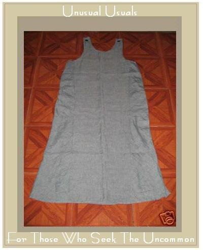 FLAX DE SOLEIL WATER JAMMIN JUMPER DRESS BY ENGELHART SMALL S