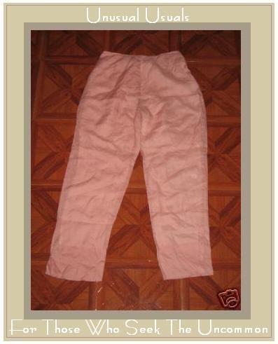 Fabulous CLEA Boutique Pink PINK PANTS Size MEDIUM M