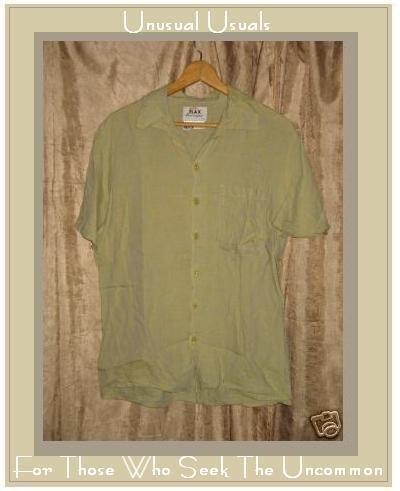 FLAX by JEANNE ENGELHART Crosswoven LINEN Shirt Top PETITE P