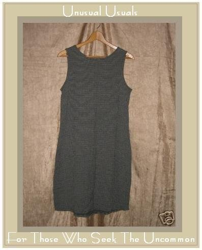 Eileen Fisher Pullover Sheath Knee-length Dress Large L