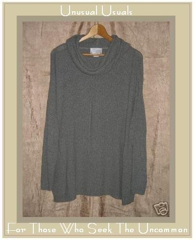 Stephanie Schuster for Princess Knitwear Sweater Top OS