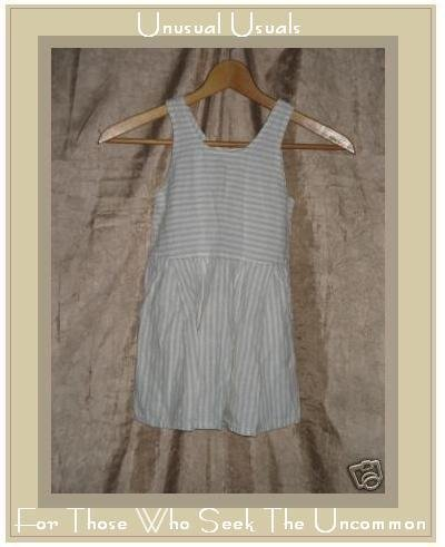 FLAXseeds By Angelheart Engelhart LINEN Dress XS FLAX