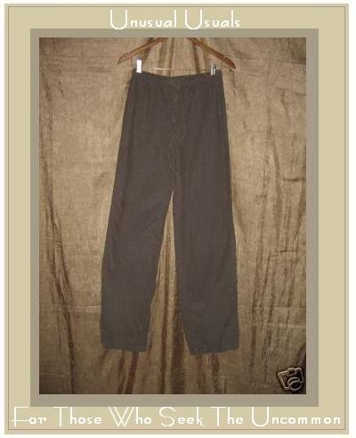J. JILL Soft Gray Corduroy Pants Slacks Small Tall ST
