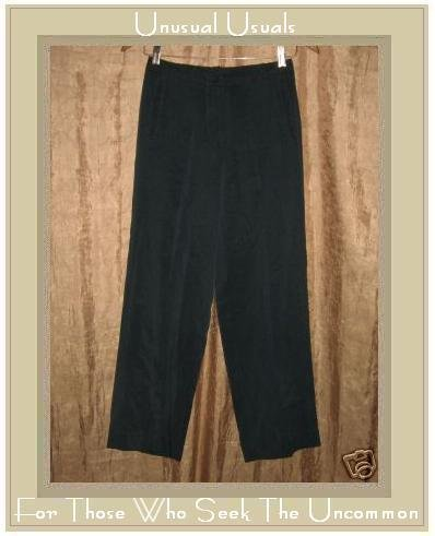 SIGRID OLSEN Sport Jewel Blue Tencel Pants 2P