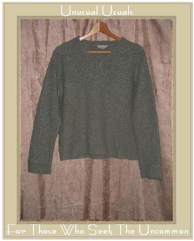 J.  Crew Seafoam Green Nubby Knit Pullover Sweater Top Medium M