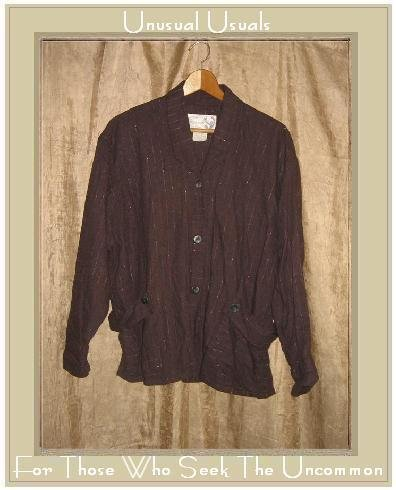 Angelheart Designs by Jeanne Engelhart Coat Jacket Top Small S