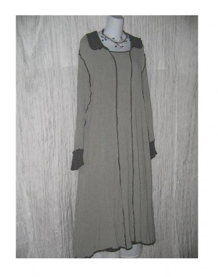 ANGELHEART DESIGNS By Jeanne Engelhart Reversible Dress Small S