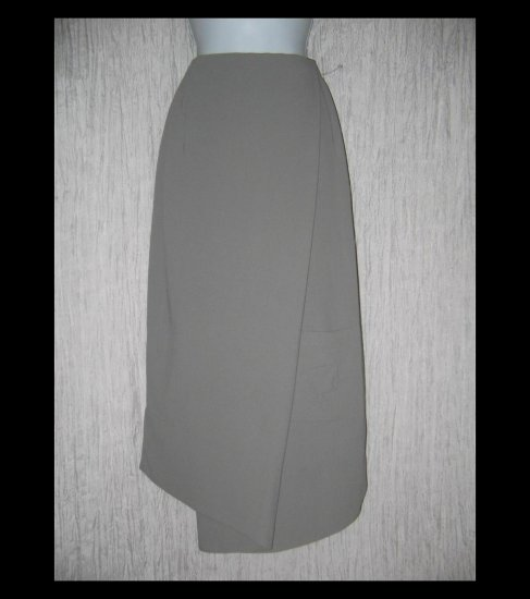 New Origami Breakfast in Tokyo Boutique Art to Wear Skirt Size 3 L XL