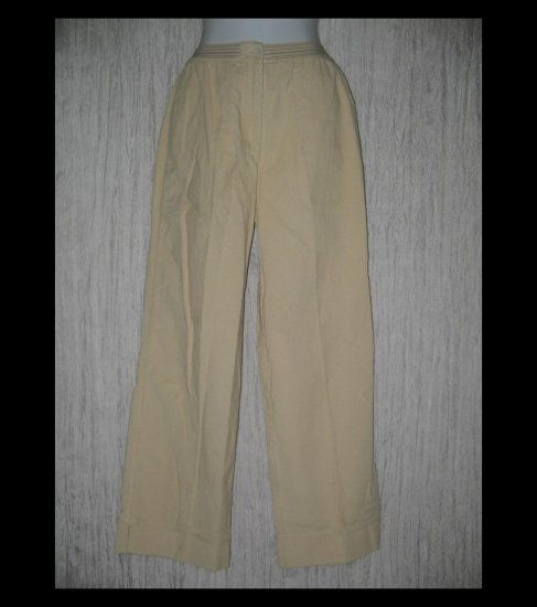 J. JILL Soft Buttery Yellow Wide Leg Corduroy Trousers Pants 2P 2 Petite