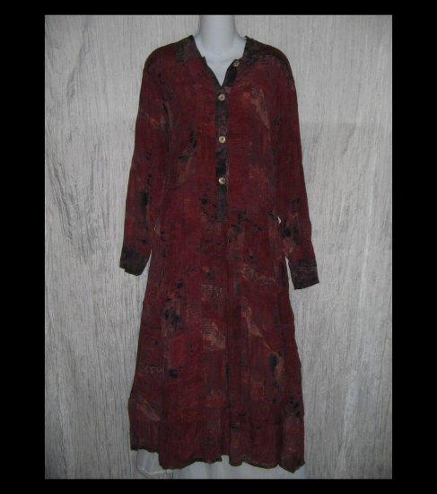 Angelheart Designs by Jeanne Engelhart Reversible Dress Small S