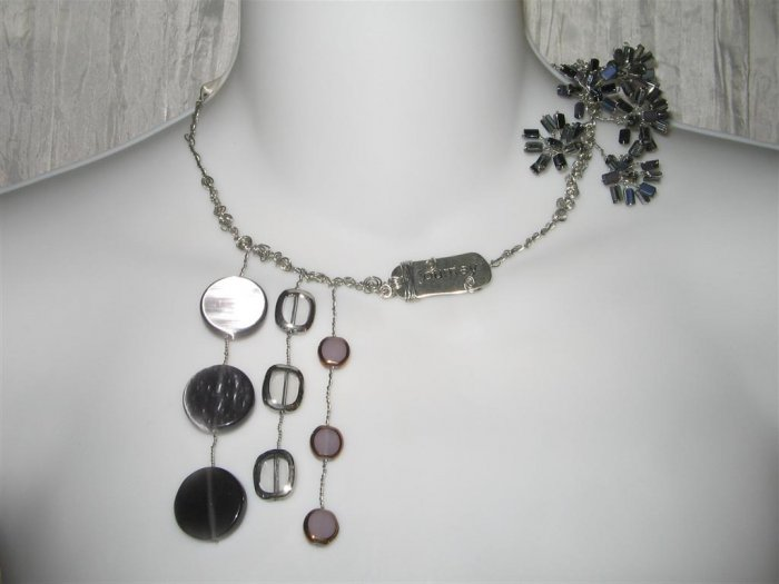 NEW Ever & Anon Asymmetrical Winding Journey Necklace