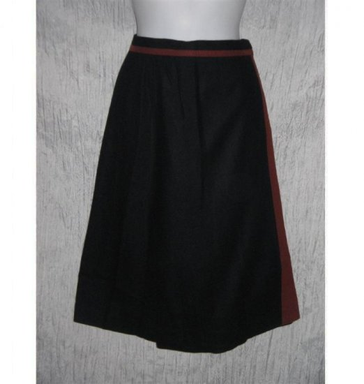 Classic Vintage Copley Square Wool Skirt C.S. Petites P