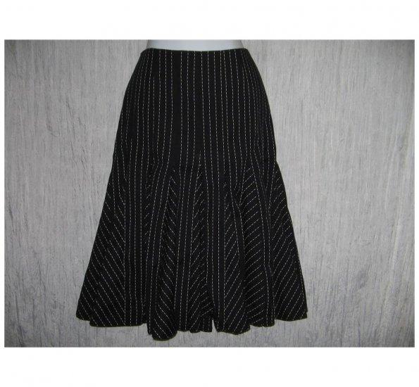 White House Black Market Full Pleated Calf Length Skirt 6