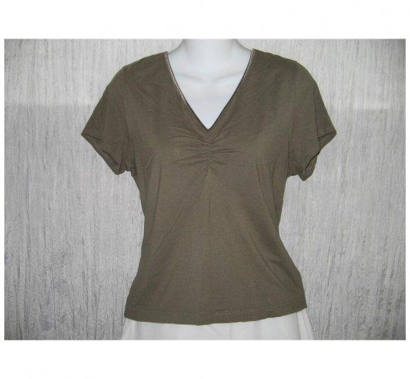 H & M H&M Cute Rayon Knit Tee Shirt Top Medium M