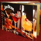 Jim Beam Collectible Bartender Mixing Guide Recipes Book New