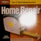 Home Repair Easy Improvements How to Projects PC CD New
