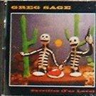 Sacrifice for Love CD Music Album Greg Sage Brand New