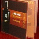 Starbucks Coffee Liqueur 2004 Collectible Recipe Guide Booklet New