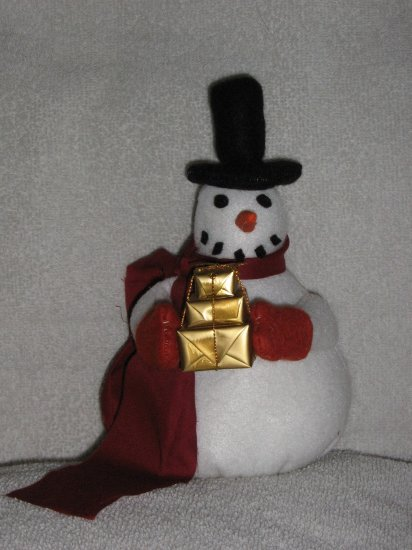 Small Snowman - SM-2102